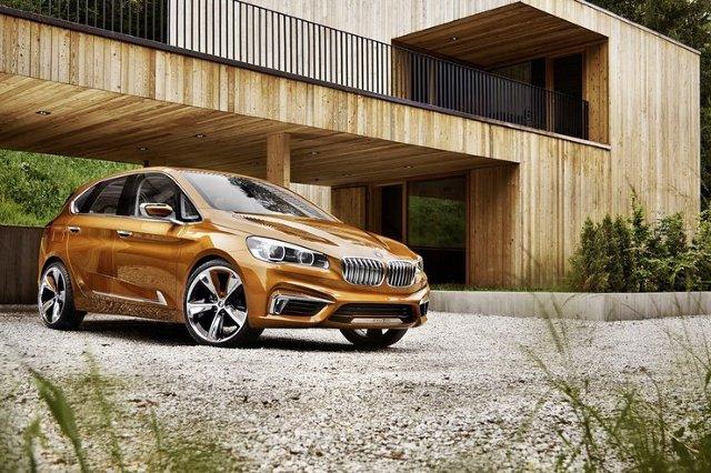 Active Tourer Outdoor Concept / Fot. BMW