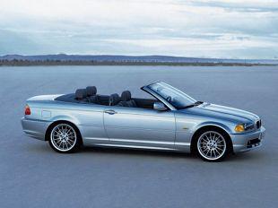 BMW SERIA 3 IV (E46) (1998 - 2008) Kabriolet [E46]