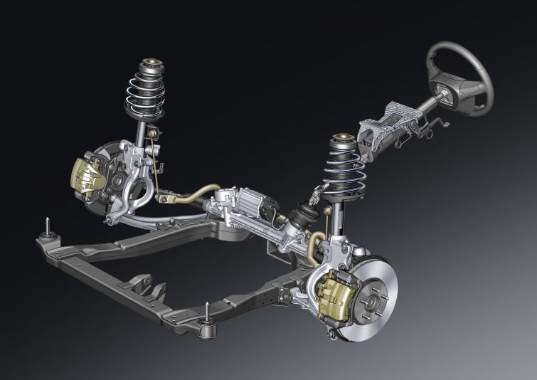 W Mega Układ kierowniczy samochodu - jak działa? Jakie są najczęstsze awarie? SK11