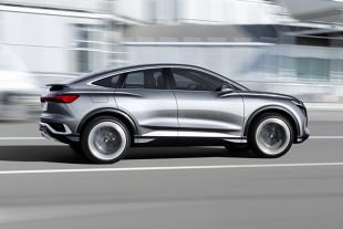 Audi Q4 Sportback e-tron concept. Kompaktowy SUV na horyzoncie. Kiedy na rynku?