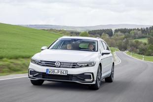 Volkswagen Passat GTE. Teraz z jeszcze większym zasięgiem