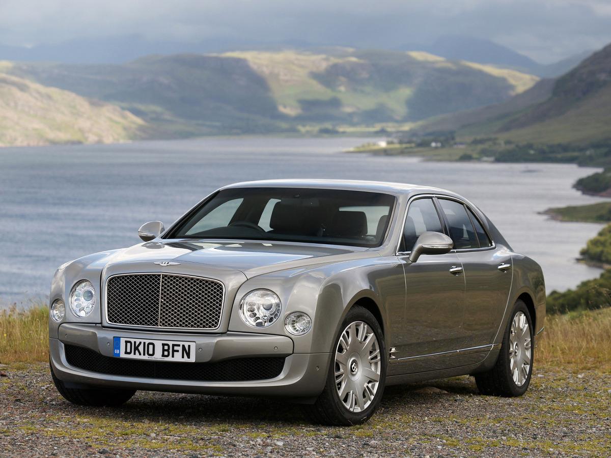 Bentley Mulsanne / Fot. Bentley