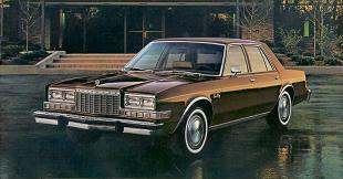 Plymouth Gran Fury II (1980 - 1989) Sedan