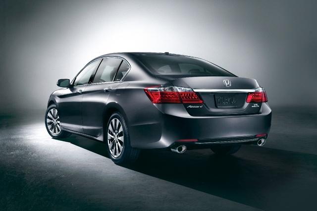 zdjęcie Honda Accord 2013 - USA