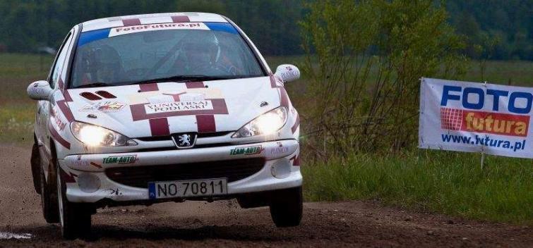 Samochodowe Mistrzostwa Białegostoku. Weź udział (wideo)
