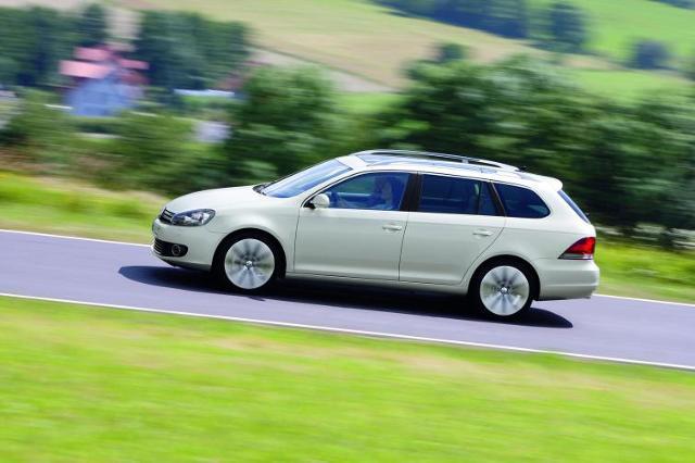 VW Golf, Golf Variant i Caddy - używane z gwarancją do kupienia