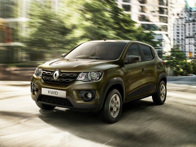 zdjęcie Renault Kwid