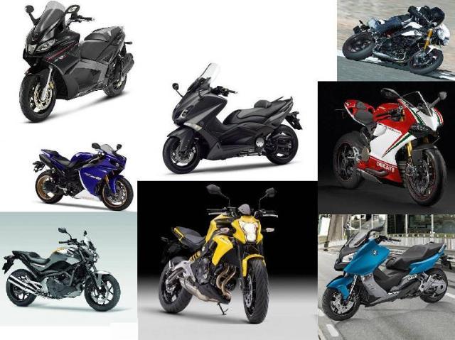 Nowości motocyklowe na 2012 rok - zobacz zdjęcia, filmy