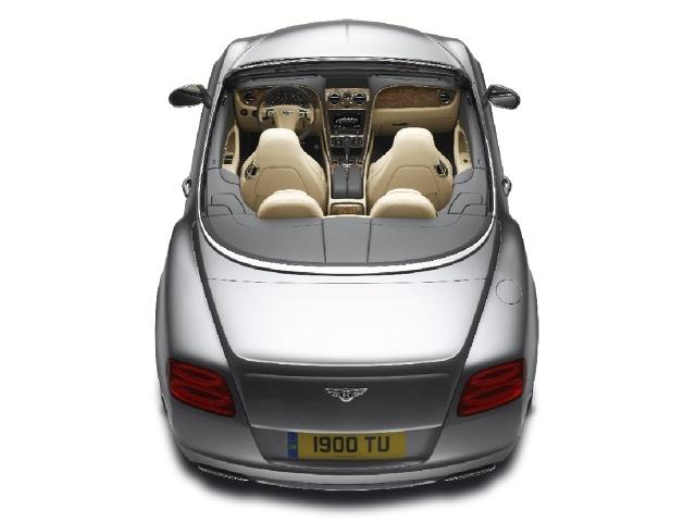 zdjęcie Bentley Continental GTC