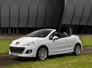 Peugeot 207 (2006 - 2012) Kabriolet