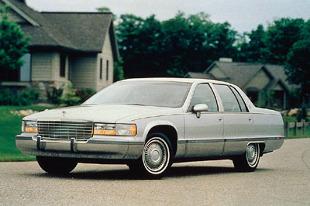 Cadillac Fleetwood V (1993 - 1996) Sedan