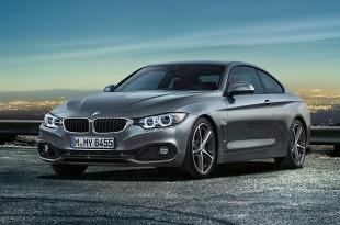 BMW SERIA 4 I (F32) (2013 - teraz)