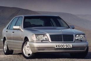 Mercedes-Benz Klasa S W140 (1991 - 1998)