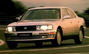 Lexus LS I XF10 (1989 - 1994) Sedan