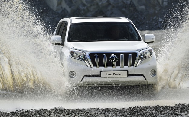 Toyota Land Cruiser / Fot. Toyota