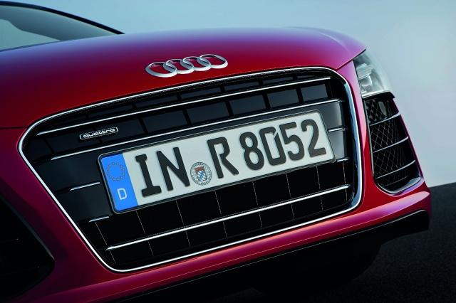 zdjęcie Audi R8 V10 Spyder