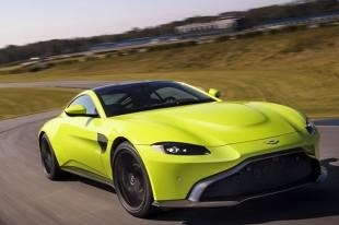 Aston Martin Vantage. Tak wygląda druga generacja