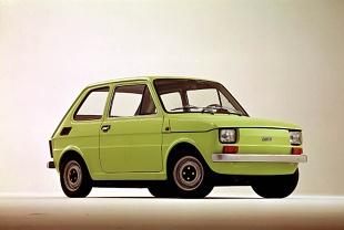 Fiat 126 (1972 - 2001) Hatchback