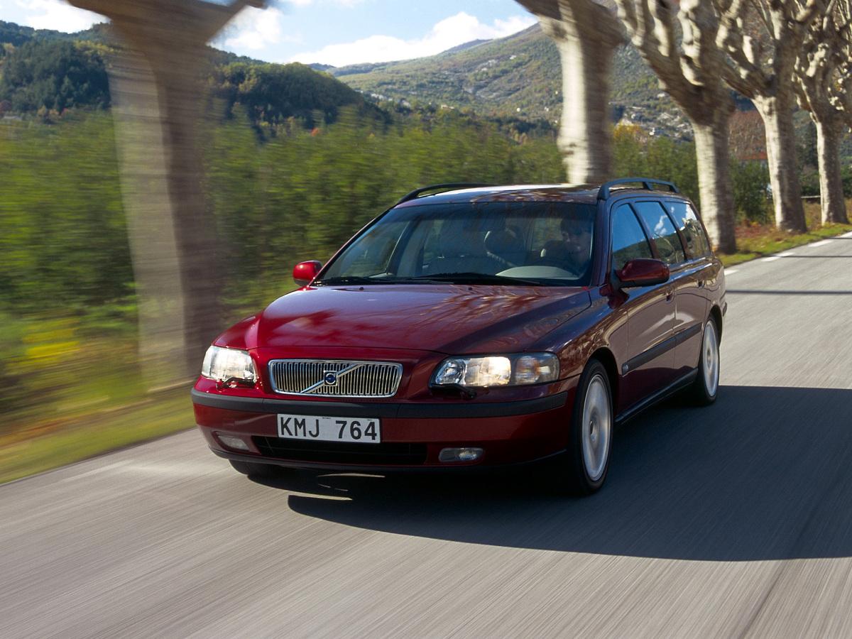 Volov V70 2000 - 2005 / Fot. Volvo