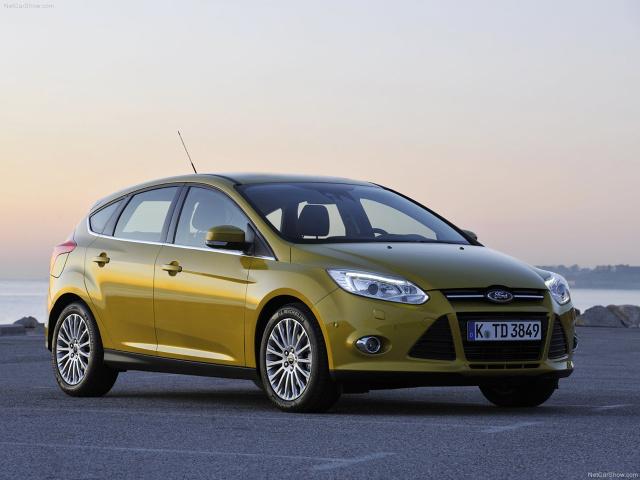 Fotd Focus 2010 - 2014 / Fot. Ford