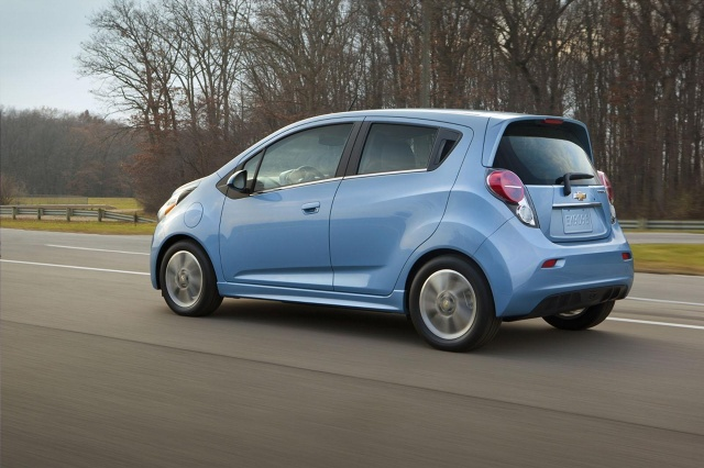 zdjęcie Chevrolet Spark EV
