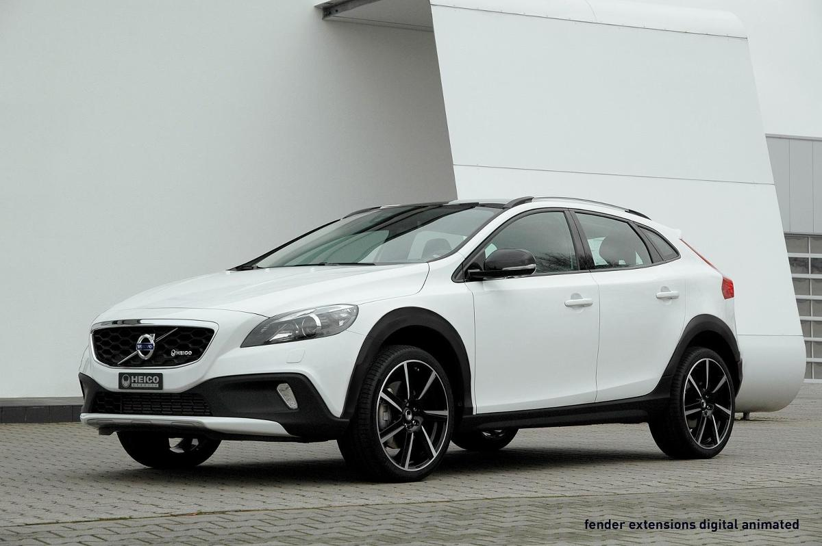 Volvo V40 Cross Country / Fot. Heico Sportiv