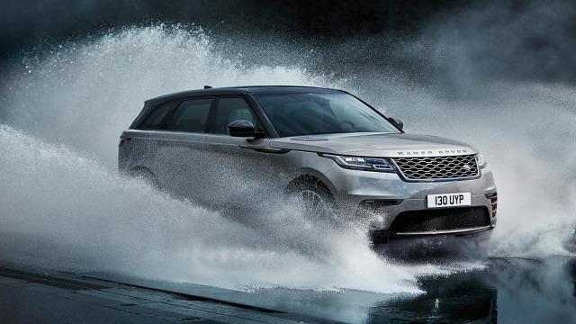 Range Rover Velar   Salon samochodowy w Genewie na którym odbędzie się oficjalna premiera potrwa od 7 do 19 marca 2017 roku. Range Rover Velar w Wielkiej Brytanii został wyceniony na 220 tys. zł.  Fot. Range Rover