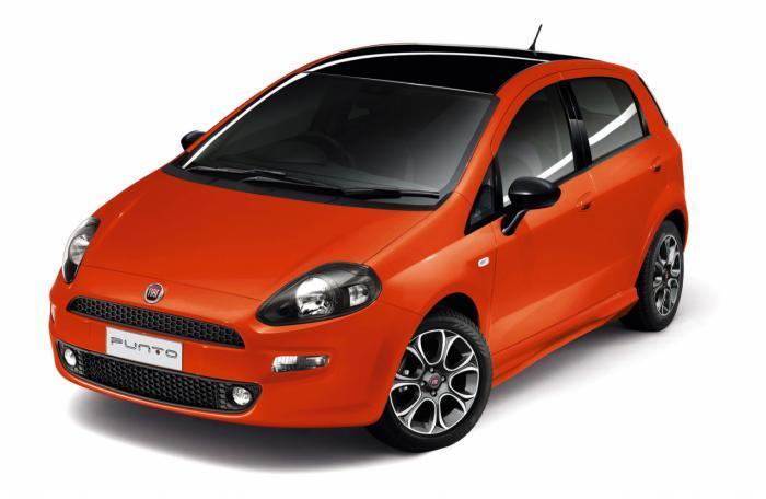 Fiat Punto Sporting / Fot. Fiat