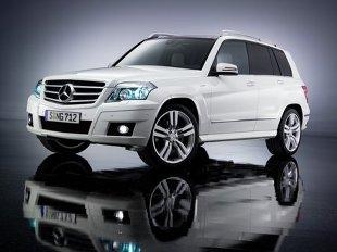 Mercedes-Benz Klasa GLK X204 (2008 - teraz)