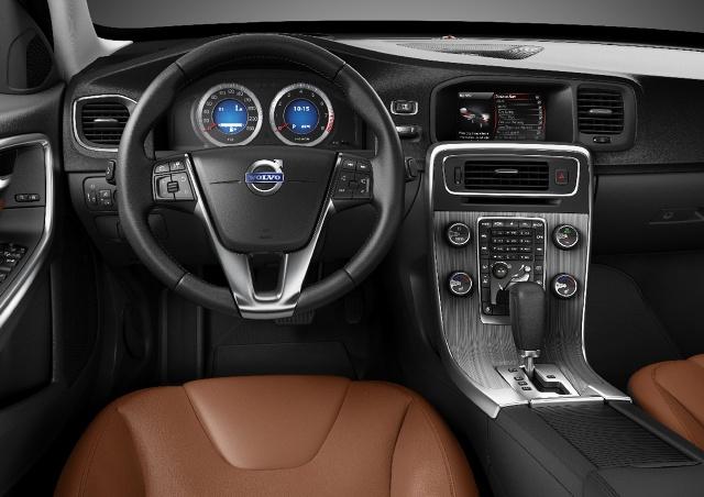 zdjęcie  Volvo S60