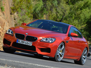 BMW M6 F12/F13 (2012 - teraz)