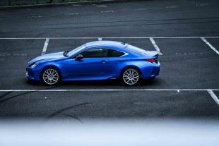 Lexus RC. Japońskie coupe po zmianach
