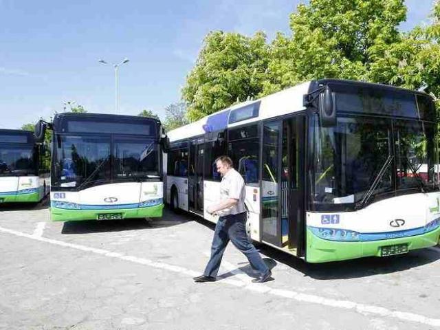 Nowe autobusy w Szczecinie. Pierwsze takie cuda