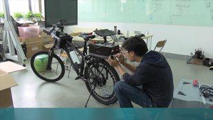 Autonomiczny rower. Będzie posiadał GPS (video)