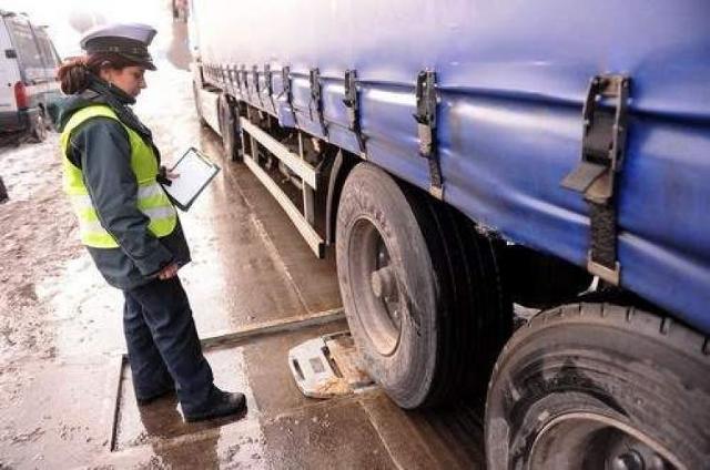 Bydgoszcz: Ciężarówki nie będą już niszczyć ulic