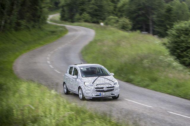 Opel Corsa, Fot: Opel