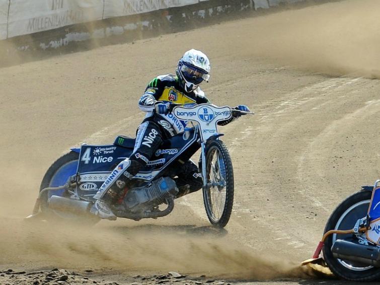 Speedway ekstraliga 2014 - relacja z XIII kolejki