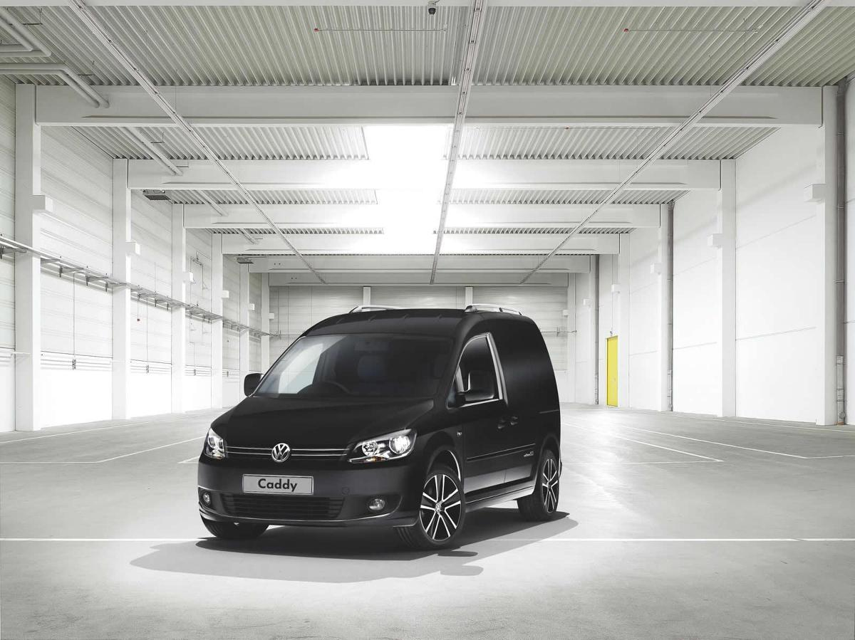 Volkswagen Caddy Black Edition / Fot. Volkswagen