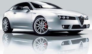 Alfa Romeo Brera (2005 - 2010) Coupe