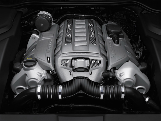zdjęcie Porsche Cayenne Turbo S 2013
