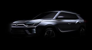 Genewa 2019. SsangYong Korando - tak wygląda nowy SUV