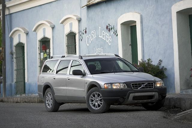 zdjęcie Volvo XC70