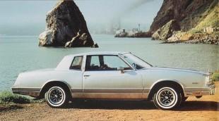 Chevrolet Monte Carlo IV (1981 - 1988) Coupe