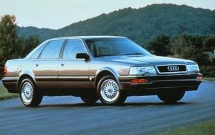 Audi V8 (1988 - 1994) Sedan