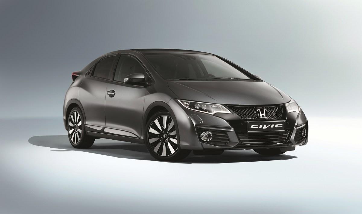 Honda Civic od wielu lat ma ugruntowaną pozycję na polskim rynku. Klienci doceniają trwałość i doskonałe prowadzenie tego japońskiego kompakta. W Motofaktach bierzemy pod lupę poprzednią, IX generację auta, produkowaną w latach 2011-2017.  Fot. Archiwum