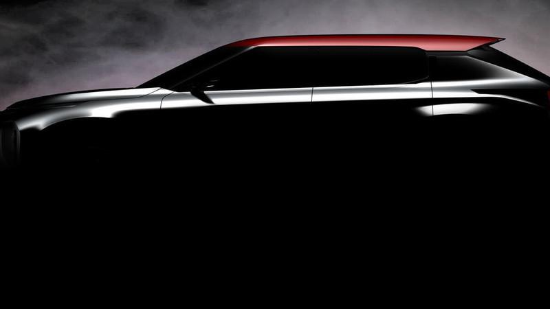 Mitsubishi Ground Tourer Concept / Fot. Mitsubishi