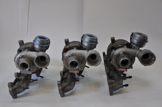 W testach nie analizowaliśmy składu spalin auta pracującego na testowanych turbosprężarkach. Jednak niezależne badania prowadzone przez producentów turbosprężarek mówią, że silniki pracujące z turbinami ze zmienną geometrią złożonymi na częściach z odzysku rzadko spełniają normy emisji spalin dla danego silnika.
