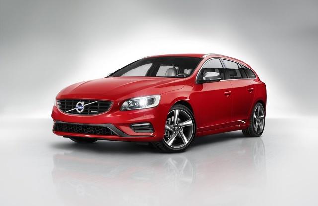zdjęcie Volvo V60 R-Design