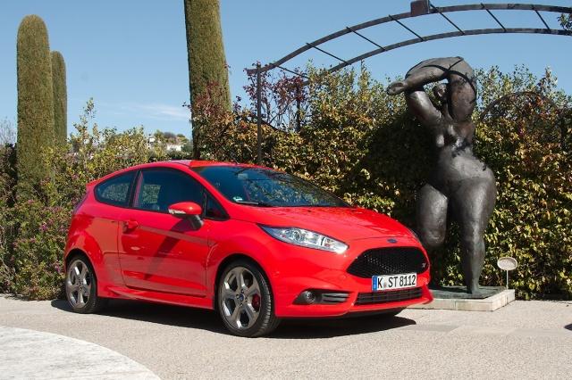 zdjęcie Ford Fiesta ST