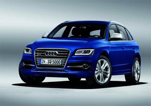 Audi SQ5 I (8R) (2013 - teraz)